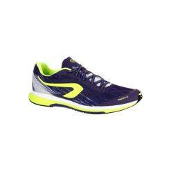 Buty do biegania KIPRUN RACE damskie. Fioletowe obuwie sportowe damskie KALENJI, z gumy. Za 249.99 zł.