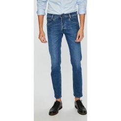 Pepe Jeans - Jeansy Spike. Niebieskie jeansy męskie Pepe Jeans. Za 439.90 zł.