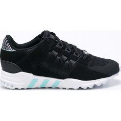 Adidas Originals - Buty Eqt Support. Czarne obuwie sportowe damskie adidas Originals, z materiału. W wyprzedaży za 299.90 zł.