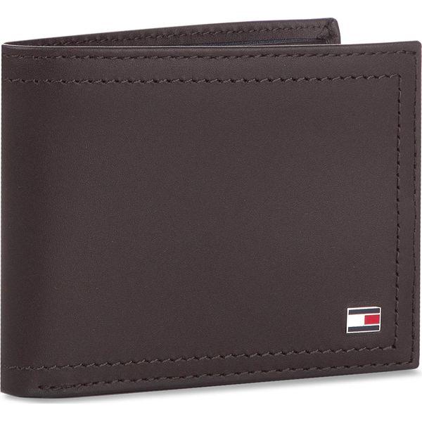 7f6d64ef0210a Duży Portfel Męski TOMMY HILFIGER - Harry Mini Cc Wallet AM0AM01256 ...