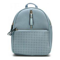 Bessie London Plecak Damski Niebieski. Niebieskie plecaki damskie Bessie London, eleganckie. Za 179.00 zł.