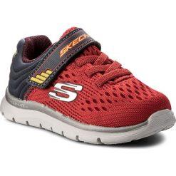 Półbuty SKECHERS - Micro Stepz 95054N/RDCC Red/Charcoal. Półbuty chłopięce marki Born2be. W wyprzedaży za 119.00 zł.