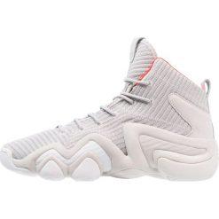 Adidas Originals CRAZY 8 ADV CK Tenisówki i Trampki wysokie grey two/footwear white/hires red. Trampki męskie adidas Originals, z gumy. W wyprzedaży za 411.75 zł.