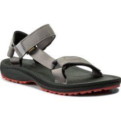 Sandały TEVA - Winsted Solid 1017420 Black/Red. Szare sandały męskie Teva, z materiału. W wyprzedaży za 159.00 zł.