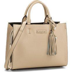 Torebka KAZAR - Catania 32861-01-03 Beige. Brązowe torebki do ręki damskie Kazar, ze skóry. W wyprzedaży za 529.00 zł.