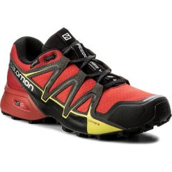 Buty SALOMON - Speedcross Vario 2 Gtx GORE-TEX 402381 27 V0 Fiery Red/Barbados Cherry/Magnet. Czerwone buty sportowe męskie Salomon, z gore-texu. W wyprzedaży za 429.00 zł.