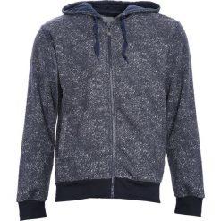 Granatowa Bluza I Feel It All. Bluzy męskie marki bonprix. Za 29.99 zł.