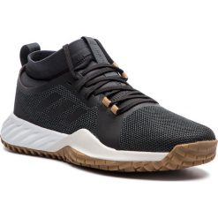 Buty adidas - CrazyTrain Pro 3.0 Trf M DA8677 Cblack/Cblack/Rawdes. Czarne buty sportowe męskie Adidas, z materiału. Za 399.00 zł.