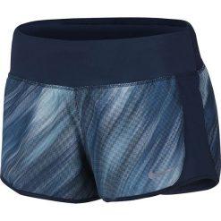 Nike Spodenki męskie Dry Short Crew Print niebieskie r. L. Spodnie sportowe męskie Nike, sportowe. Za 103.14 zł.