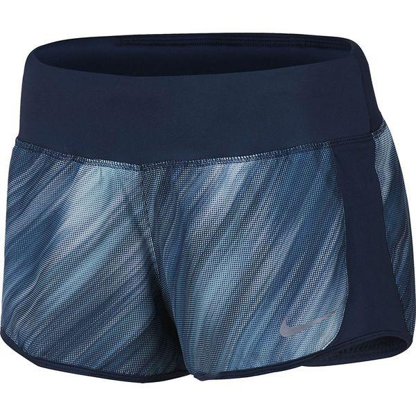b50a89844f33 Nike Spodenki męskie Dry Short Crew Print niebieskie r. L - Krótkie ...