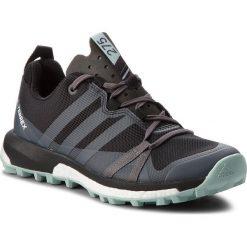 Buty adidas - Terrex Agravic W CQ1731  Cblack/Grethr/Ashgrn. Czarne obuwie sportowe damskie Adidas, z materiału. W wyprzedaży za 409.00 zł.