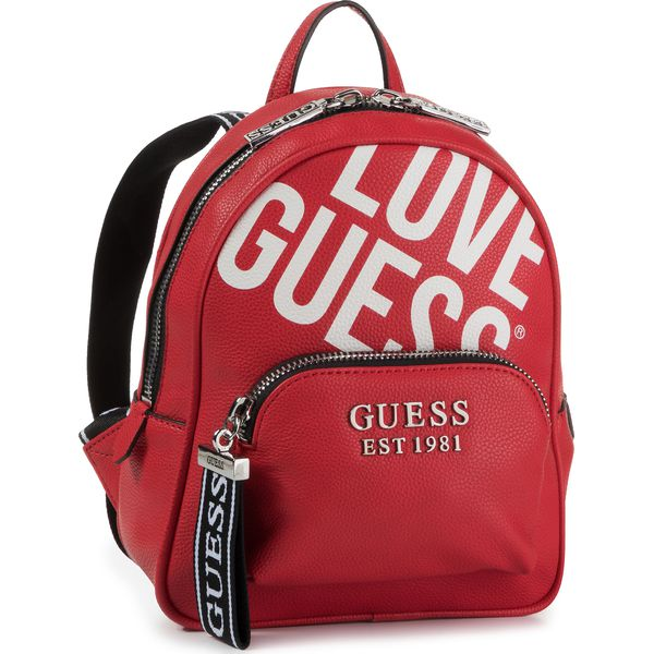 Plecak GUESS Haidee (GL) HWGL75 86320 RED