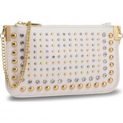 Torebka GUESS - HWGLAS L9174 IVM. Białe torebki do ręki damskie Guess, z aplikacjami, ze skóry. Za 419.00 zł.