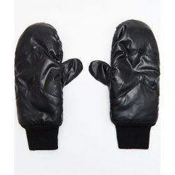 Rękawiczki jednopalczaste - Czarny. Rękawiczki damskie marki B'TWIN. W wyprzedaży za 29.99 zł.