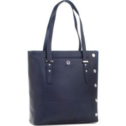 Torebka MONNARI - BAG3330-013 Navy. Niebieskie torebki do ręki damskie Monnari, ze skóry ekologicznej. W wyprzedaży za 199.00 zł.
