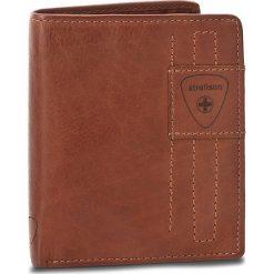 Duży Portfel Męski STRELLSON - Upminster 4010001929 Cognac 703. Brązowe portfele męskie Strellson, ze skóry. W wyprzedaży za 179.00 zł.