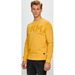 Produkt by Jack & Jones - Bluza. Pomarańczowe bluzy męskie PRODUKT by Jack & Jones, z aplikacjami, z bawełny. W wyprzedaży za 99.90 zł.