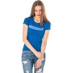 Outhorn Koszulka damska HOL18-TSD606 kobaltowa r. XL. T-shirty damskie Outhorn. Za 24.99 zł.
