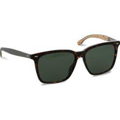 Okulary przeciwsłoneczne BOSS - 0883/S Hvn/Mtdkruth 0R6. Brązowe okulary przeciwsłoneczne damskie Boss. W wyprzedaży za 669.00 zł.