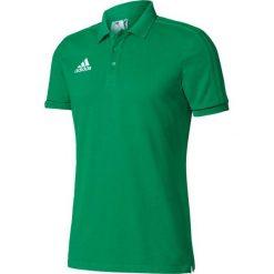 Adidas Koszulka piłkarska polo Tiro 17 zielona r. S (BQ2686). Koszulki polo męskie marki INESIS. Za 109.00 zł.