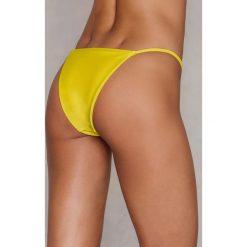 Hot Anatomy Dół bikini Brazilian - Yellow. Żółte bikini damskie Hot Anatomy, w paski. Za 64.95 zł.