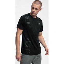 Koszulka do biegania męska TSMF257 - głęboka czerń. Koszulki sportowe męskie marki KIPSTA. W wyprzedaży za 59.99 zł.
