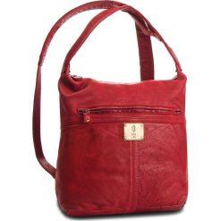 Plecak FLY LONDON - Gorafly P974627001 Rio Red. Czerwone plecaki damskie Fly London, z nubiku, klasyczne. Za 679.00 zł.