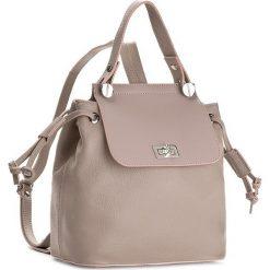 Plecak CREOLE - K10400 Beżowy. Brązowe plecaki damskie Creole, ze skóry, klasyczne. W wyprzedaży za 239.00 zł.