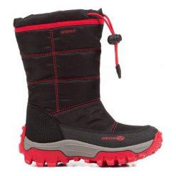 Geox Buty Zimowe Chłopięce Himalaya, 25, Czarne/Czerwone. Buty zimowe chłopięce marki Geox. Za 309.00 zł.