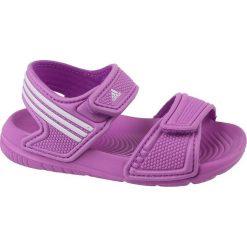 Sandały dziewczęce Akwah 9 I fioletowe r. 25 (B40662). Sandały dziewczęce marki Born2be. Za 92.58 zł.