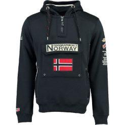 Geographical Norway bluza męska Gymsport XXL ciemnoniebieska