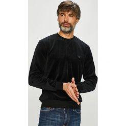 Emporio Armani - Bluza. Czarne bluzy męskie Emporio Armani, z bawełny. Za 419.90 zł.