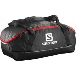 Salomon Torba Sportowo-Podróżna Prolog 40 Bag Black/Bright Red. Torby podróżne damskie Salomon. W wyprzedaży za 209.00 zł.