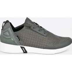 Levi's - Buty Sneaker. Brązowe buty sportowe męskie Levi's, z gumy. W wyprzedaży za 299.90 zł.