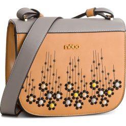 Torebka NOBO - NBAG-E3360-C004 Różowy Z Szarym. Brązowe torebki do ręki damskie Nobo, ze skóry ekologicznej. W wyprzedaży za 129.00 zł.