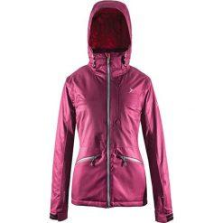Kurtka narciarska w kolorze purpurowym. Fioletowe kurtki damskie Outhorn. W wyprzedaży za 209.95 zł.