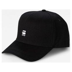 G-Star Raw - Czapka. Czarne czapki i kapelusze męskie G-Star Raw. W wyprzedaży za 139.90 zł.