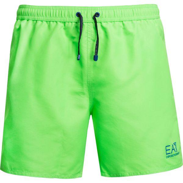ca78a366854c44 Szorty kąpielowe EA7 EMPORIO ARMANI Zielony - Kąpielówki męskie EA7 ...
