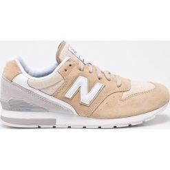 New Balance - Buty MRL996JY. Szare buty sportowe męskie New Balance, z materiału. W wyprzedaży za 199.90 zł.