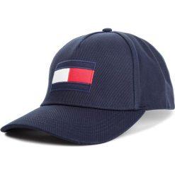 Czapka z daszkiem TOMMY HILFIGER - Flag Cap AM0AM04299 413. Niebieskie czapki i kapelusze męskie Tommy Hilfiger. Za 179.00 zł.