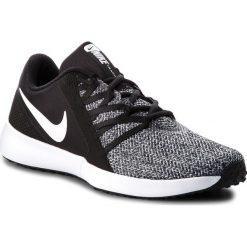 Buty NIKE - Versity Compete Trainer AA7064 001 Black/White. Białe buty sportowe męskie Nike, z materiału. W wyprzedaży za 229.00 zł.