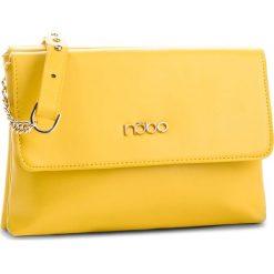 Torebka NOBO - NBAG-F1450-C002 Żółty. Żółte torebki do ręki damskie Nobo, ze skóry ekologicznej. W wyprzedaży za 139.00 zł.