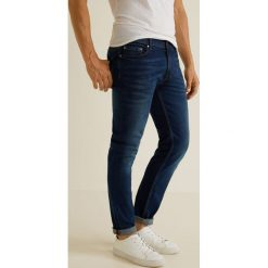 Mango Man - Jeansy Jan3. Niebieskie jeansy męskie Mango Man. Za 139.90 zł.