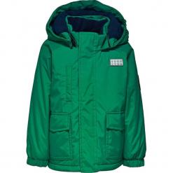 Kurtka zimowa w kolorze zielonym. Zielone kurtki i płaszcze dla chłopców Lego Wear Snow, na zimę. W wyprzedaży za 149.95 zł.