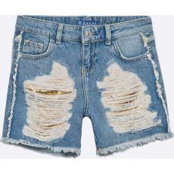 Guess Jeans - Szorty dziecięce 118-175 cm. Spodenki dla dziewczynek marki bonprix. W wyprzedaży za 179.90 zł.