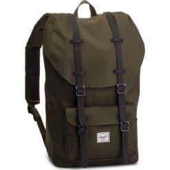 Plecak HERSCHEL - Lilamer 10014-02262  Forest B. Zielone plecaki damskie Herschel, z materiału. Za 469.00 zł.