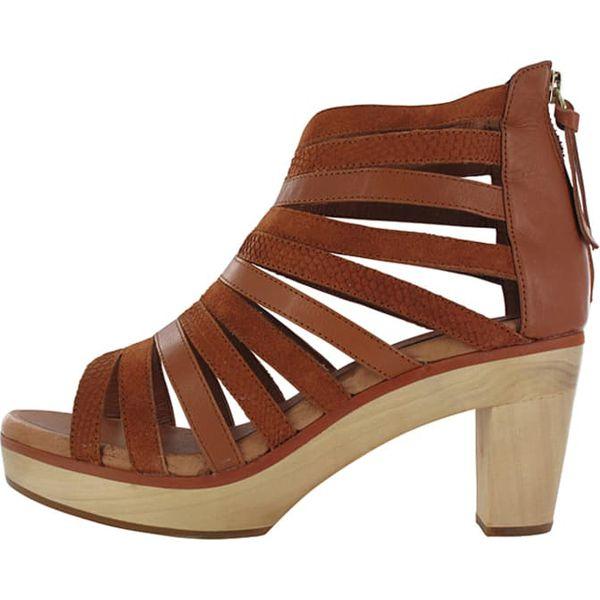 0eec2f6d0b686 Skórzane sandały