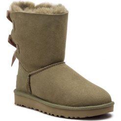 Buty UGG - W Bailey Bow II 1016225 W/Alp. Kozaki damskie marki Nike. W wyprzedaży za 619.00 zł.