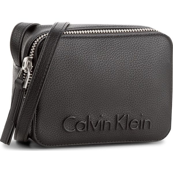 56caf7fd4839c Torebka CALVIN KLEIN BLACK LABEL - Edge Small Crossbody K60K604004 ...
