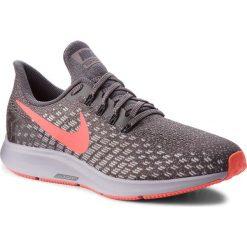 Buty NIKE - Air Zoom Pegasus 35 942851 006 Thunder Grey/Bright Crimson. Szare buty sportowe męskie Nike, z materiału. W wyprzedaży za 349.00 zł.